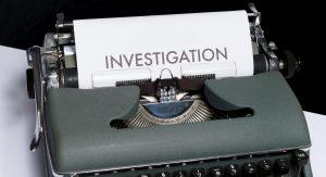 private invwstigation